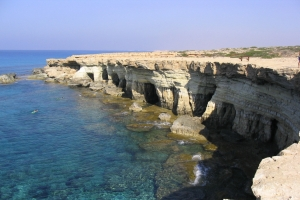 56 CYPRUS BEACHES ATTRACT TOURISTS IN THE MIDDLE EAST